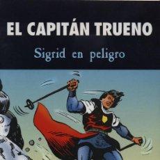 Cómics: EL CAPITÁN TRUENO. 2003. SIGRID EN PELIGRO. Lote 11393747