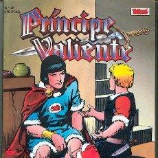 Cómics: PRINCIPE VALIENTE Nº 49 EDICIÓN HISTÓRICA,EDICIONES B. Lote 11942678