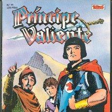 Cómics: PRINCIPE VALIENTE Nº 41 EDICIÓN HISTÓRICA,EDICIONES B. Lote 11942691