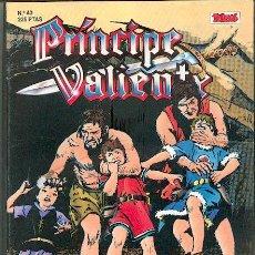 Cómics: PRINCIPE VALIENTE Nº 40 EDICIÓN HISTÓRICA,EDICIONES B. Lote 11942697