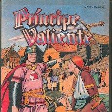 Cómics: PRINCIPE VALIENTE Nº 17 EDICIÓN HISTÓRICA,EDICIONES B. Lote 11942757