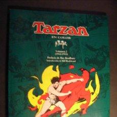 Cómics: TARZÁN EN COLOR. FOSTER. EDICIONES B. VOLUMEN 2 (1932-1933). EDICIÓN 1993.. Lote 12191461
