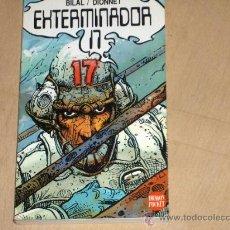 Cómics: EXTERMINADOR 17. EDICIONES B 1990. .. Lote 16001906