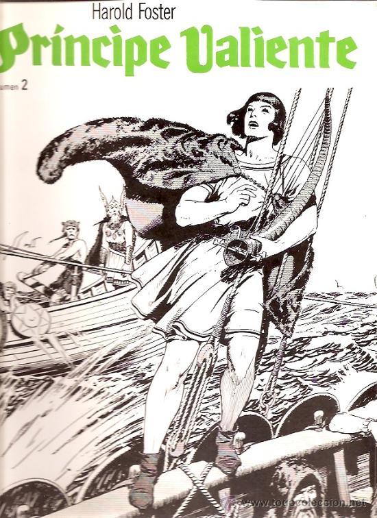 PRÍNCIPE VALIENTE - 36 EJEMPLARES (COLECCIÓN COMPLETA A FALTA DEL 30-33-36-37-38) - EDIC. B.O. 1.978 (Tebeos y Comics - Ediciones B - Otros)