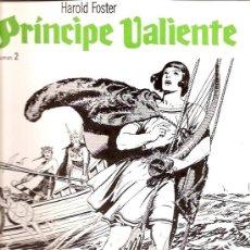 Cómics: PRÍNCIPE VALIENTE - 36 EJEMPLARES (COLECCIÓN COMPLETA A FALTA DEL 30-33-36-37-38) - EDIC. B.O. 1.978. Lote 19887747