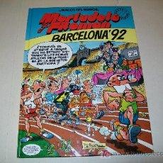Cómics: MAGOS DEL HUMOR Nº 118 - MORTADELO Y FILEMÓN - EUROBASKET 2007 - EDICIONES B . Lote 26201934