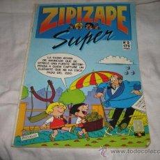 Cómics: ZIPIZAPE SUPER Nº 5 EDICIONES B 1987. Lote 14640112