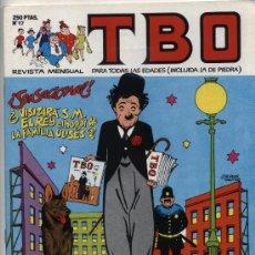 Cómics: TBO Nº 17. 1988. Lote 14757626