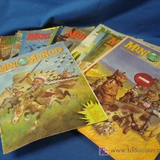 Cómics: 27 TEBEOS COLECCIÓN DE MINI MUNDO - 1989 - EDICIONES B. Lote 17747089