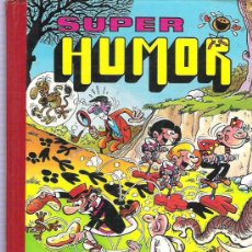 Cómics: SUPER HUMOR - 1 ERA EDICION EN EDICIONES B 1988. Lote 17748145