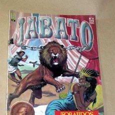 Cómics: JABATO EDICIÓN HISTÓRICA Nº 70. FORAJIDOS DEL DESIERTO. EDICIONES B, 1987. BERNAL, MORA, DARNÍS.+++. Lote 27280804