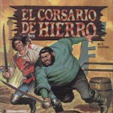 Cómics: EL CORSARIO DE HIERRO - Nº 5 - EDICIONES B. 1987. Lote 16907758