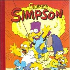 Cómics: SUPER SIMPSON Nº 1 EDICIONES B 1996. Lote 20810176