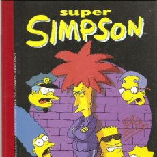 Cómics: SUPER SIMPSON Nº 7 EDICIONES B 2001. Lote 20810177