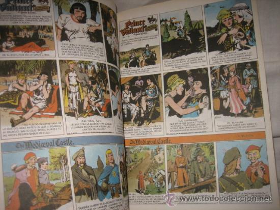 Cómics: PRINCIPE VALIENTE Nº 14 EDICIONES B 1988 - Foto 2 - 17859875