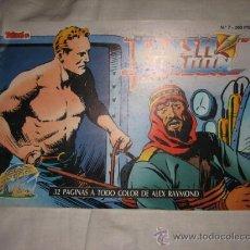 Cómics: FLASH GORDON Nº 7 EDICIONES B 1988 EDICION HISTORICA. Lote 17860148