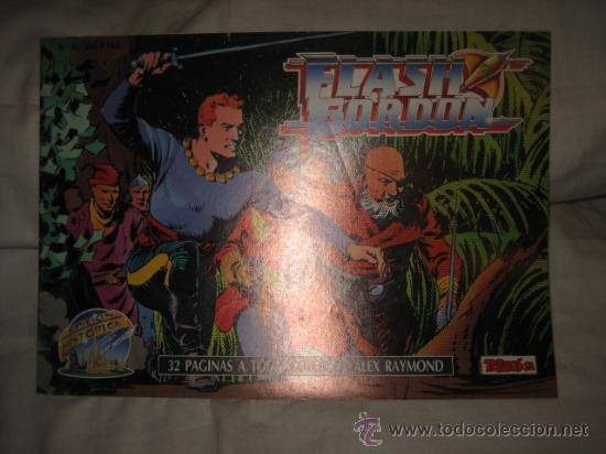 Cómics: FLASH GORDON Nº 7 EDICIONES B 1988 EDICION HISTORICA - Foto 3 - 17860148