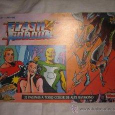 Cómics: FLASH GORDON Nº 1 EDICIONES B 1988 EDICION HISTORICA. Lote 22056489