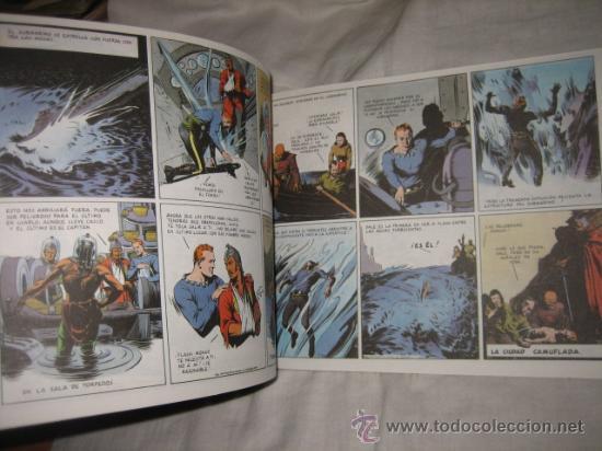 Cómics: FLASH GORDON Nº 8 EDICIONES B 1988 EDICION HISTORICA - Foto 2 - 17860364