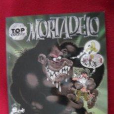 Cómics: MORTADELO-TOP COMIC 18-IBAÑEZ-EDICIONES B. Lote 24035694