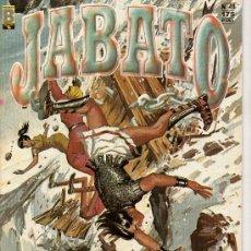Cómics: JABATO Nº 49. COMBATE EN EL VALLE. EDICIONES B. GRUPO ZETA.. Lote 57095762