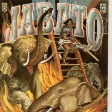 Cómics: JABATO Nº 50. EXTRAÑO JINETE. EDICIONES B. GRUPO ZETA. . Lote 18011388