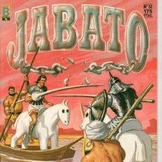 Cómics: JABATO Nº 52. LOS CABALLOS FLOTANTES. EDICIONES B. GRUPO ZETA. . Lote 18011403