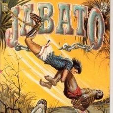 Cómics: JABATO Nº 53. PLANES DE DEFENSAS. EDICIONES B. GRUPO ZETA. . Lote 18011428