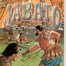 Cómics: JABATO Nº 56. MURO DE LLAMAS. EDICIONES B. GRUPO ZETA. . Lote 18011469