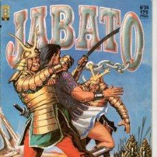 Cómics: JABATO Nº 24. EL JUNCO TRAGICO. EDICIONES B. GRUPO ZETA. . Lote 18012030