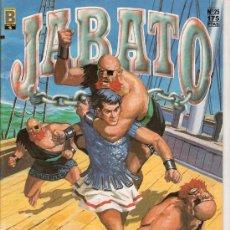 Cómics: JABATO Nº 25. EL COLOSO DEL MAR. EDICIONES B. GRUPO ZETA. . Lote 18012039