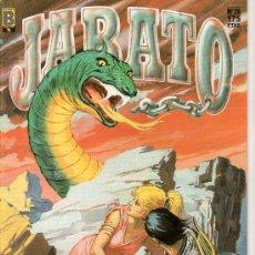 Cómics: JABATO Nº 26. LA ISLA DE RAA. EDICIONES B. GRUPO ZETA. . Lote 18012058