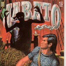 Cómics: JABATO Nº 27. NORLUND SIN ROSTRO. EDICIONES B. GRUPO ZETA. . Lote 18012066