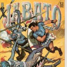 Cómics: JABATO Nº 32. LOS JINETES DE LA SELVA. EDICIONES B. GUPO ZETA. . Lote 18012187
