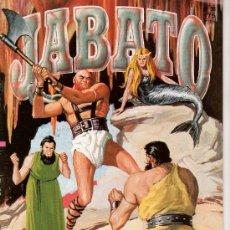 Cómics: JABATO Nº 36. EL CANTO DE LA SIRENA. EDICIONES B. GUPO ZETA. . Lote 18012219