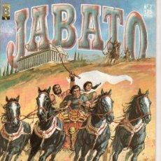 Cómics: JABATO Nº 7. KIMBERLAN. EDICIONES B. GUPO ZETA. . Lote 18012256