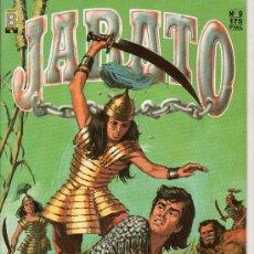 Cómics: JABATO Nº 9. LOS SICARIOS DE KIRO. EDICIONES B. GUPO ZETA. . Lote 18012273