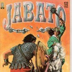 Cómics: JABATO Nº 10. LA ASTUCIA DE DILMA. EDICIONES B. GUPO ZETA. . Lote 18012297