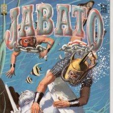 Cómics: JABATO Nº 11. LA CIUDAD SUMERGIDA. EDICIONES B. GUPO ZETA. . Lote 18012307