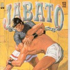 Cómics: JABATO Nº 13. LUCHA TRAS LUCHA. EDICIONES B. GUPO ZETA. . Lote 18012321