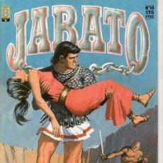 Cómics: JABATO Nº 14. EL FIN DE NUMA. EDICIONES B. GUPO ZETA. . Lote 18012353