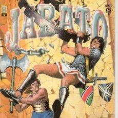 Cómics: JABATO Nº 16. LOS FEROCES DRUIDAS. EDICIONES B. GUPO ZETA. . Lote 18012381