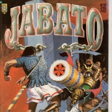 Cómics: JABATO Nº 21. EL MANDARIN DE HIERRO. EDICIONES B. GUPO ZETA. . Lote 18012447