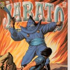 Cómics: JABATO Nº 23. EL TEMIBLE TIBURON. EDICIONES B. GUPO ZETA. . Lote 18012504