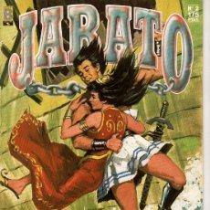 Cómics: JABATO Nº 2. CONTRA EL ESCORPION. EDICIONES B. GRUPO ZETA . Lote 18012810