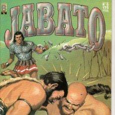 Cómics: JABATO Nº 6. MUERTE DE UN TRAIDOR. EDICIONES B. GRUPO ZETA . Lote 18012856