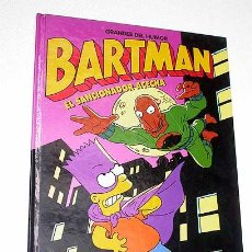 Cómics: BARTMAN EL SANCIONADOR ACECHA. LOS SIMPSON. EL PERIÓDICO, 1997. MATT GROENING.. Lote 26339457
