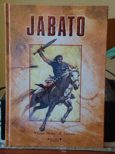 SÚPER JABATO Nº 6, DE VÍCTOR MORA Y FRANCISCO DARNÍS. EDICIONES B (Tebeos y Comics - Ediciones B - Clásicos Españoles)