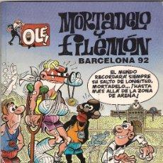 Cómics: EDICIONES B . MORTADELO Y FILEMON . Nº 1 VER DETALLES DE LA EDICION. Lote 20996867