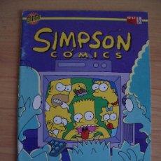 Cómics: SIMPSON COMICS, Nº 17. BONGO. Lote 22576409